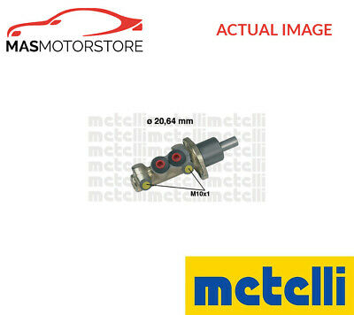 Brake Master Cylinder Metelli 05-0125 G New Oe Replacement • 48.95£