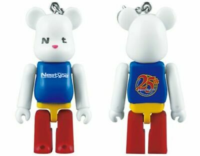 $9.95 • Buy Medicom NewType 25th Anniversary 70% Bearbrick 2010 Limited Edition