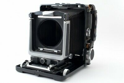 Excellent++ Wista 45D Black 4x5 Large Format Film Camera From Japan • 379.11£