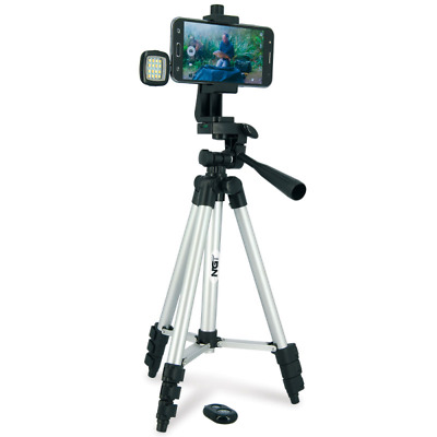 £18.95 • Buy Ngt Fishing Selfie Tripod Camera Set With Remote And Light Fish Photo Pod Stand