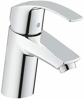 GROHE 3246720L Eurosmart Basin Tap With Smooth Tap Body, Universal Pressure (Su • 57.65£