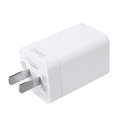 AU27.60 • Buy OnePlus 6T / 5T Dash Charge Power Adapter Wall Power Original ( US Plug Charger)