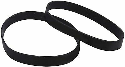 2 X Black Hoover Drive Belts For Vax Samsung Morphy Richards Argos Hoovers • 5.99£