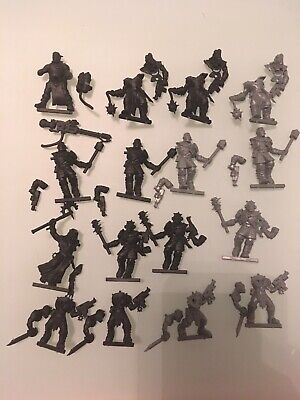 £30 • Buy X16 Chaos Space Marine Cultist Flamer Champion Dark Vengeance Conquest 40k Squad