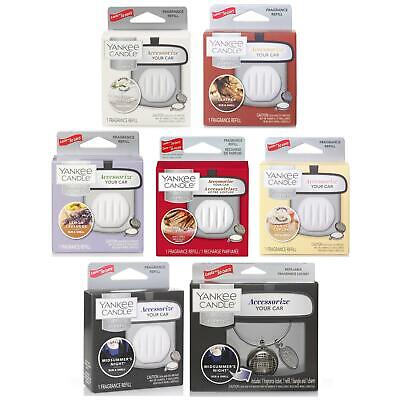 Yankee Candle Charming Scents Car Air Freshener Locket And Fragrance Refills • 5.99£