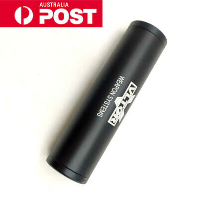 AU26.99 • Buy Upgrade Metal Silencer For Jinming J9 J10 ACR M4A1 M4 Gel Ball Blaster Toys