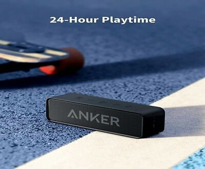 AU65.99 • Buy Anker Soundcore Bluetooth Speaker With Loud Stereo Sound AUS Stock