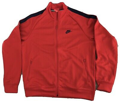 Mens Nike Track Top Size L • 14£