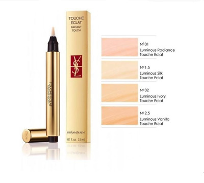 YSL Yves Saint Laurent Touche Eclat Radiance Highlighting Concealer • 9.99£