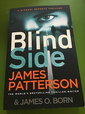 AU18 • Buy James Patterson Blind Side 2020 Like New
