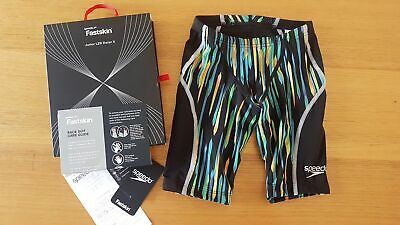 AU78 • Buy Speedo Fastskin Junior LZR Racer X Boys 24 Competition Togs Jammers