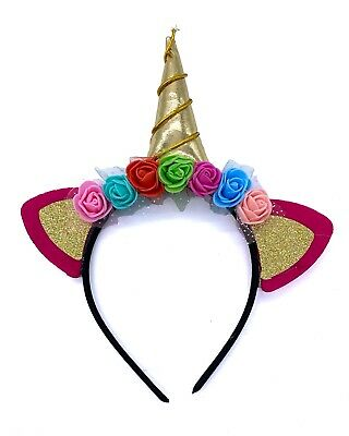 AU4.95 • Buy Magical Unicorn Headband
