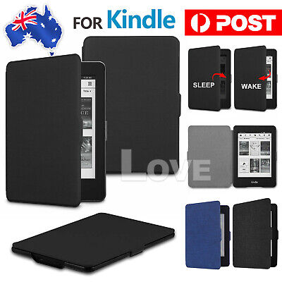 AU8.90 • Buy For Amazon KINDLE Paperwhite 10th Flip Leather Folio Case Cover Slim Magnetic