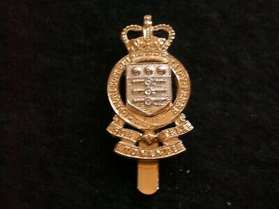 Royal Army Ordnance Corps Cap Badge ( Officers For The Use Of) • 10£