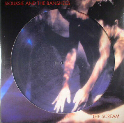 Siouxsie And The Banshees: The Scream (Vinyl Picture Disc) • 19.99£