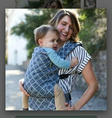 £99.99 • Buy Boba 4GS Baby Toddler Carrier 7-45 Lbs 0-48 Months Knit Diamond Limited Edition