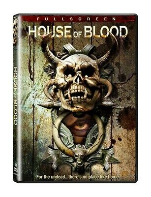 £6.85 • Buy House Of Blood - Chain Reaction (2006) Olaf Ittenbach, GORE DVD!