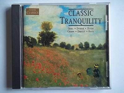 Classic Tranquility - Various (CD) (1996) • 1.93£