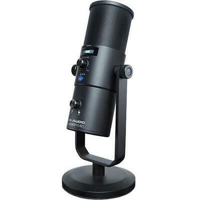 $122.68 • Buy M-Audio UBER MIC Usb Microphone With Headphone Output *GREAT VALUE*