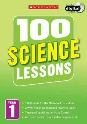 100 Science Lessons For The National Curriculum For Teaching Ages 5-6 (Year 1).  • 15£