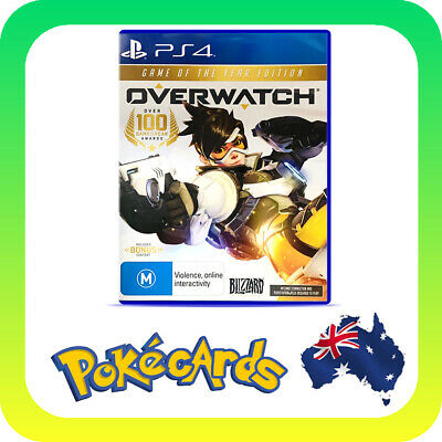 AU29.88 • Buy Overwatch Game Of The Year (PlayStation 4 PS4)
