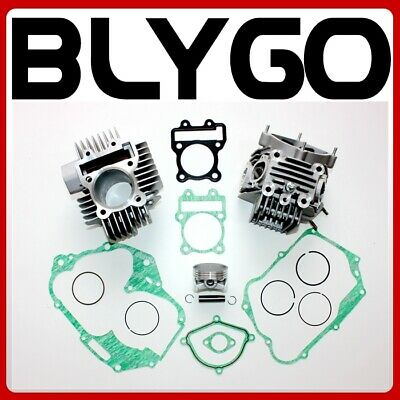 AU274.99 • Buy Engine Rebuild Kit Head Cylinder Barrel Piston Gasket YX 160cc PIT PRO DIRT BIKE