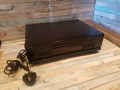 JVC XL-E66 CD Player HiFi Separate In Black – Tested And Working • 32.95£