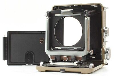 【MINT】 Wista 45 D 4×5 Large Format Field Film Camera Wood Color From JAPAN #1331 • 265.83£