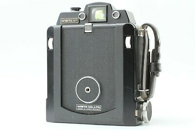 【EXC +5】 WISTA 45 RF 4x5 Large Format Rangefinder Field Camera From JAPAN #1385 • 622.91£