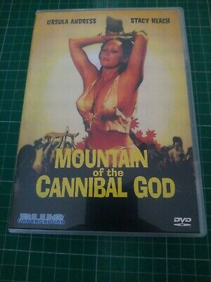 Mountain Of The Cannibal God 1978 (DVD, 2007) [Blue Underground] Good Condition • 14.99£