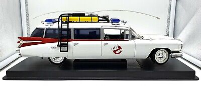 Joyride 1:21 Scale Diecast Model Of Ghostbusters ECTO 1. Lovely Condition. • 80£