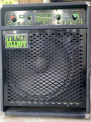 $ CDN235.97 • Buy Trace Elliot 715 Bass Amp For Parts Not Working