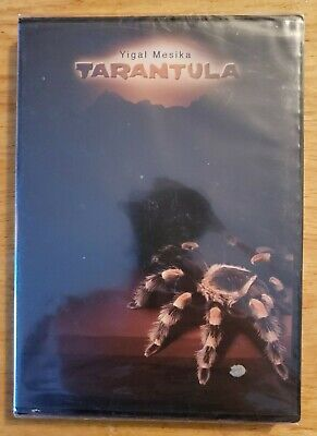 Yigal Mesika: Tarantula - Motorized Reel Mechanism DVD ONLY ( New & Sealed DVD ) • 22.56£