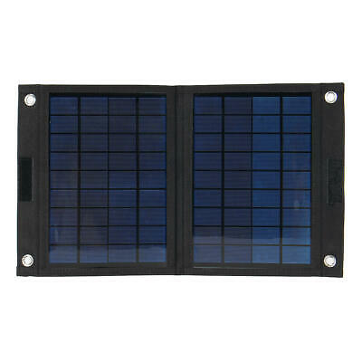 Sunpower 50W 18V Foldable Solar Panel Charger Solar Power Bank For Huawei IPhone • 28.62£