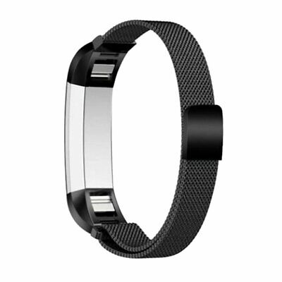 AU8.09 • Buy SMALL For Fitbit Charge2 Band Metal Stainless Steel Milanese Loop WristbandStrap