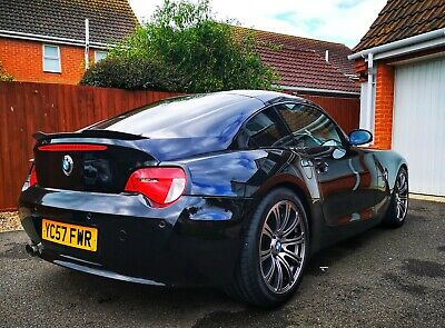 E86 Bmw Z4 Coupe 3.0si Sport Manual 66k FSH PX SWAP WHY • 10,595£