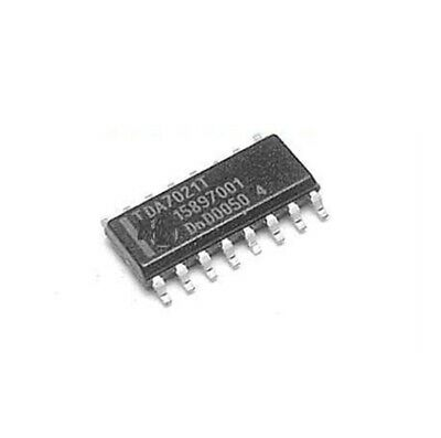 £4.50 • Buy Tda7021t Smd Integrated Circuit