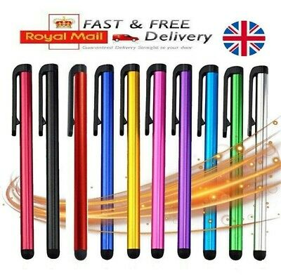 £2.50 • Buy 5x Universal Touch Screen Stylus Pen All Smartphone Tablet IPhone IPad Samsung.