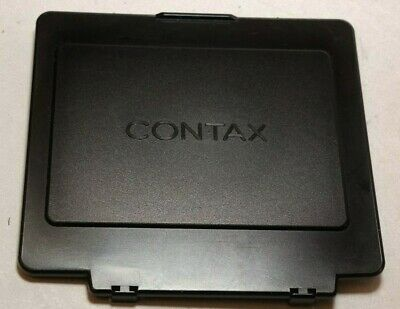 $ CDN37.97 • Buy Genuine* Contax 645 Film Back Cap # MK-FB - Excellent+ Condition