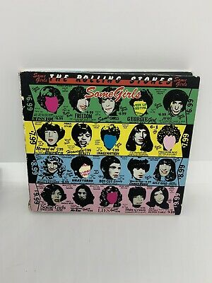 Rolling Stones - Some Girls. 2CDs Deluxe Edition (2011) Includes Booklet CD Rare • 22.99£