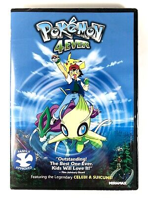 $9.95 • Buy FREE SHIPPING🔥 Pokemon 4EVER (BRAND NEW SEALED DVD, Widescreen) Family Approved