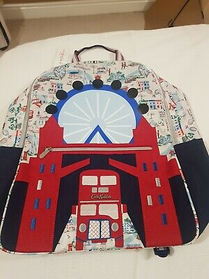 Cath Kidston London Map Novelty Large Backpack. Brand New With Tags. RRP £55. • 37£