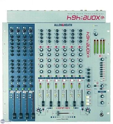 Allen Heath Xone 464 Studio Club Mixer 6 Audio + 4 Mic Channels Very Good Nick • 500£