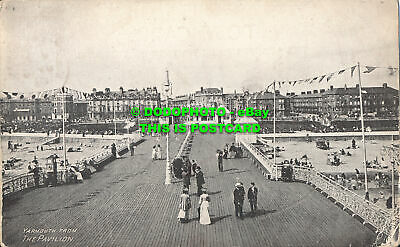 £6.80 • Buy R000837 Yarmouth From The Pavilion. Valentine. 1905. B. Hopkins