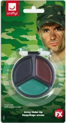 Army Camouflage Make Up Kit  • 3.45£