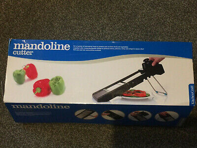 Kitchen Craft Mandoline Cutter With Instructions In Box • 5.50£