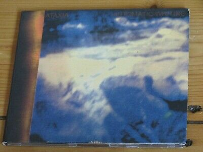 Ataxia / Automatic Writing - John Frusciante (Red Hot Chilli Peppers) CD • 23.50£