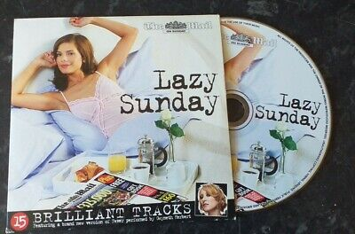 Daily Mail Lazy Sunday CD. • 0.90£