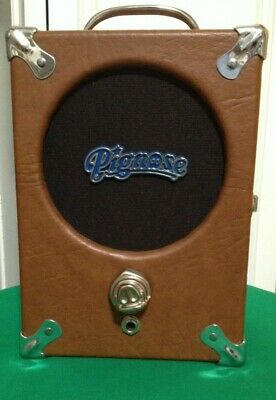 $ CDN52.31 • Buy Vintage Pignose Legendary 7-100 Guitar Amp For Parts Or Repair NOT WORKING