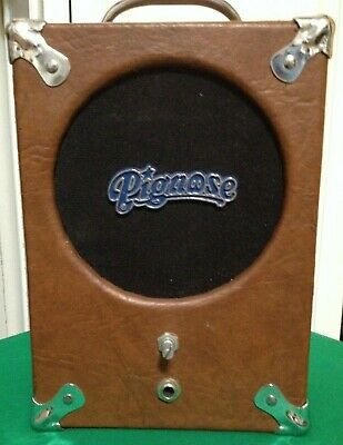 $ CDN33.95 • Buy Vintage Pignose Legendary 7-100 Guitar Amp For Parts Or Repair NOT WORKING